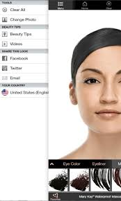 virtual hair colour changer mary kay virtual makeover android apps on google play