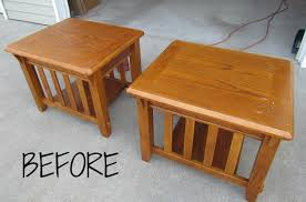 mission style coffee table light oak end tables coffee tables ideas top oak table and end round square