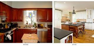 Kitchen Remodel Before And After by Small Kitchen Remodel Before After Furniture Decor Trend 5