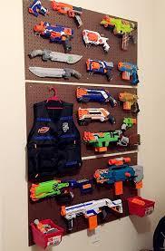 nerf bedroom diy nerf gun wall whiskey tango foxtrot