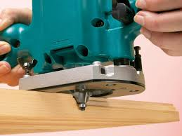 Wood Joints Router by How To Use A Router With Edge Bits And Groove Bits How Tos Diy