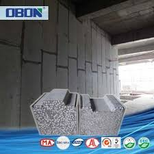 Soundproof Interior Walls Cheap Prefabricated Soundproof Interior Concrete Partition Walls