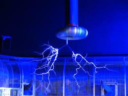 tesla coil experiment tesla coil flash blue technology free image peakpx