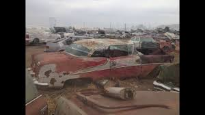 Vintage Ford Truck Junk Yards - colorado junkyard full of vintage classic muscle cars and trucks