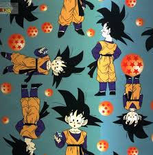 anime wrapping paper the goten shrine