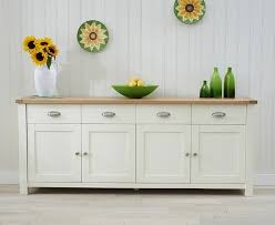 white u0026 cream painted sideboards norwich furniture