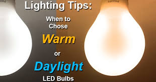 what type of lighting is best for a kitchen choosing daylight or warm color bulbs