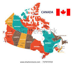 canadian map canada map vector free vector stock graphics images