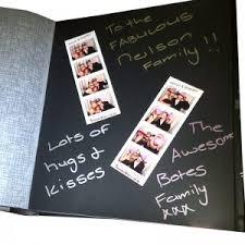 Photo Album Guest Book Photo Booth Album Guest Book Photoboothsa