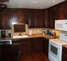 kitchen cabinets staining price rich mahogany cabinets pricing etc maybe this color for