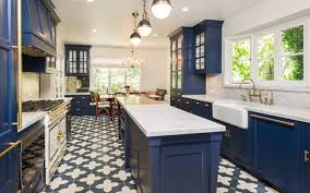 Large Kitchen Cabinets Repainting Your Kitchen Cabinets To Get A New Look Wearefound