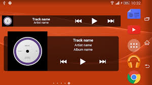 universal music widget android apps on google play