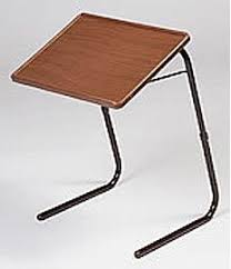 table mate tv tray adjustable tv tray check out table mate ii woodgrain dark walnut