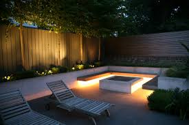 Led Outdoor Furniture - garden led light simple led light installation diy