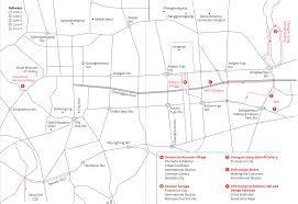 Walking Map Of New York City by Walking The Commons 2017 서울도시건축비엔날레 Seoul Biennale