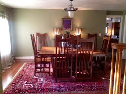 Royal Dining Room by Amish Royal Mission Dining Room Set Provisions Dining