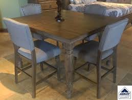 Vintage Inspiration With A Softer Side Tanshire Counter Height - Tanshire counter height dining room table price