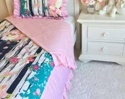 twin bedding etsy