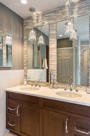 Pendant Lighting In Bathroom Pendant Lights Bathroom Transitional With Pendant