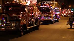 christmas festival of lights parade annual event in tucson