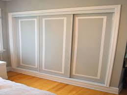 plain white interior doors flat closet doors updated with beadboard and hinges via aka design