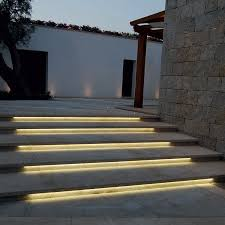 image result for led strips exterior wall