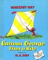 curious george flies kite