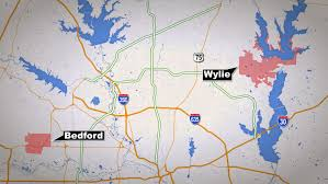 Wylie Tx Map Two North Texas Addresses On Isis Hit List Cbs Dallas Fort Worth