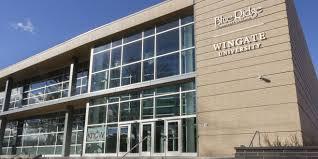 Building Exterior by Health Sciences Center Blue Ridge Community College