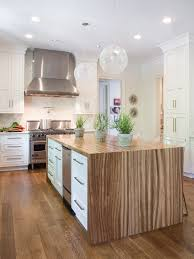waterfall countertops wood countertop butcherblock and bar top blog