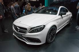 mercedes c350 coupe price 2017 mercedes c class coupe and mercedes amg c63 s coupe take