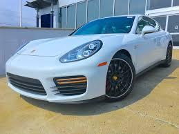 2016 Porsche Panamera Gts Review Youtube