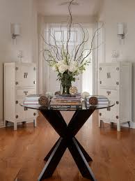 Entryway Table Entry Table Flower Arrangement Houzz