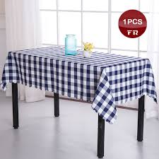wedding linens for sale factory direct sale 1pc table cloth polyester plaid decor table