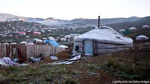 Living In A Yurt by Why Yurts Are Going Out Of Style In Mongolia