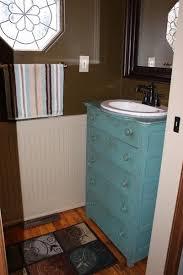 Old Dresser Bathroom Vanity Furniture Reincarnation How To Turn Your Old Dresser Into A