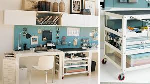 home office fascinating clean workspace home office white