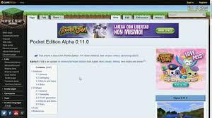 minecraft pe 0 11 0 apk minecraft pe 0 11 1 descarga gratis android apk