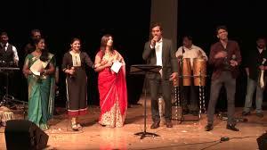 ganamela on 2016 christmas celebration day by kerala samajam 2016