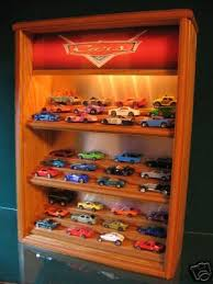 diecast toy vehicle display cases stands ebay mattel disney pixar cars checklist how to display your cars two a day