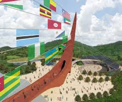 wan new abuja city gate by ehrlich architects in abuja nigeria