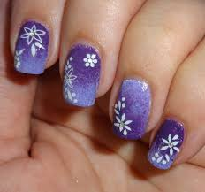 wendy u0027s delights sparkly nails tribal bloom jewel stickers