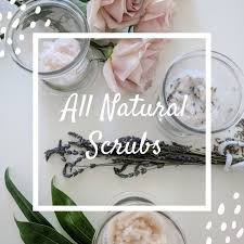All Natural Flower Food All Natural Scrubs U2013 Explore Dabble Banter
