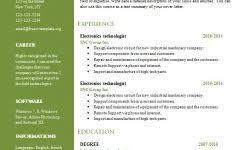 Resume Word Document 100 Creative Resume Word Template Creative Resume Templates