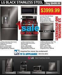 3 Piece Kitchen Appliance Set by 1 Day Kitchen Appliance Sale Save 977 2500 July 16th