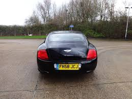 green bentley used 2008 bentley continental gt mulliner for sale in south