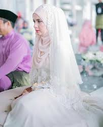 wedding dress muslimah simple 73 muslim wedding dresses with photos 2017 collection
