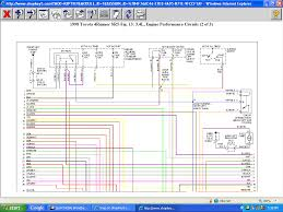 1998 toyota 4runner wiring diagram 1998 free wiring diagrams