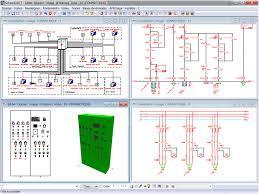 bureau etude electricité logiciel de cao electrique schemelect