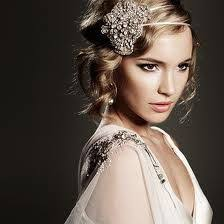 1920 hair accessories 43 best vintage gatsby wedding images on marriage